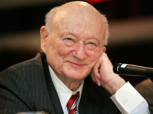 Ed Koch, outspoken former mayor of New York City, died last week at the age of 88.