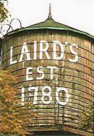 Laird & Company owns the first liquor license distributed in the United States. The company remains family run.