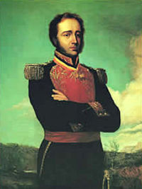 Gregor MacGregor, winner of the Creative Fraud Award. He invented an entire country.