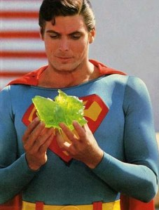 A good leader needs to know what his super powers are. And his kryptonite.