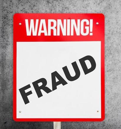 Starbucks red flags of fraud